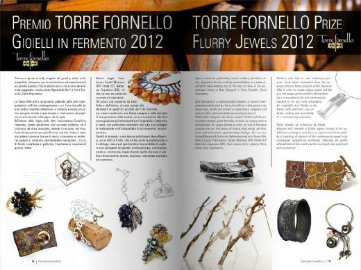 Premio Torre Fornello 2012 Gioielli in Fermento