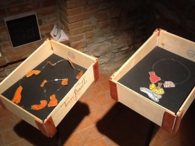 Annamaria Iodice_ collezione Gioiello nelle piante architettoniche