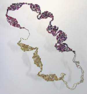 Liana Pattihis, Flow-Fileri, necklace