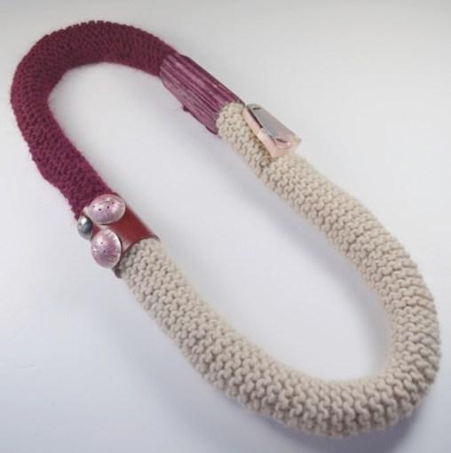 Vicky Saragouda, Untitled, necklace