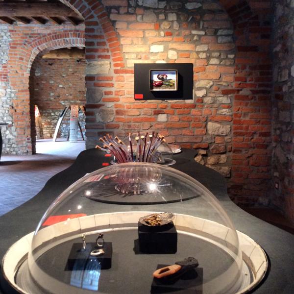 Gioielli in Fermento 2014 Torre Fornello, Scuderie - sale espositive
