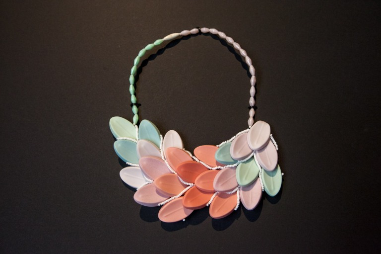 Mia EunMi Kwon, Spring necklace