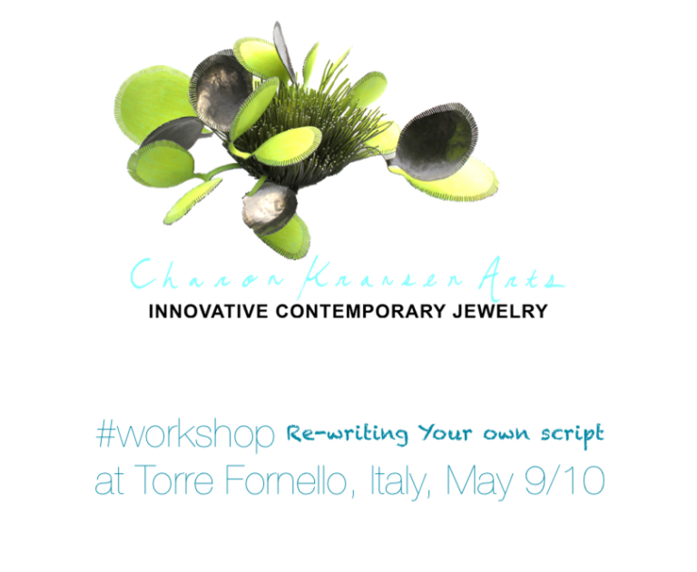 Charon Kransen Workshop - Torre Fornello - May 9-10 2015