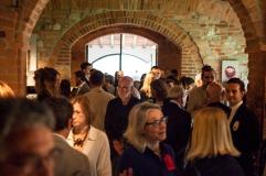 Gioielli in Fermento 2015_Sale delle Scuderie di Torre Fornello_Inaugurazione1