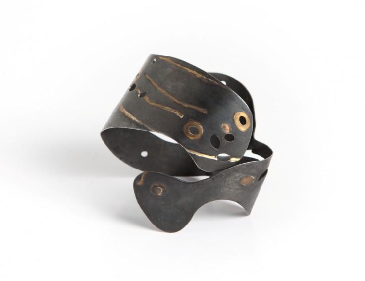 Luisa Chiandotto, Semi, Seeds, bracciale, bracelet