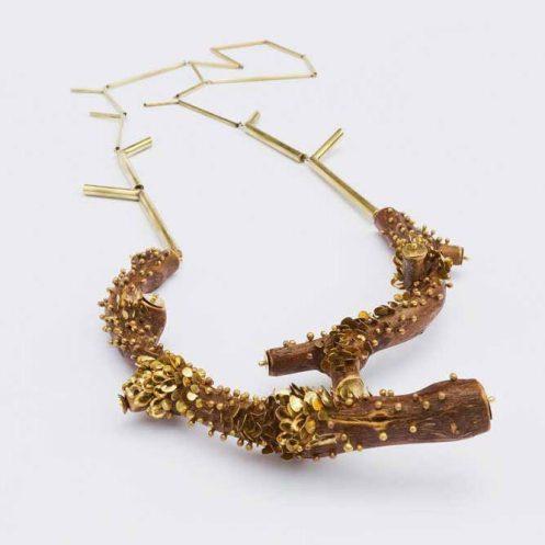 Ylenia Deriu Intralci necklace Gioielli in Fermento 2015 ph.N.Covre