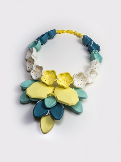 Mia Kwon, Blooming, collana, necklace