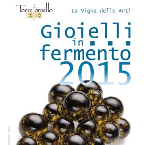 """Gioielli in Fermento 2015 In copertina: Corrado De Meo """"I colori della notte"""", spilla, 2015 ph. F.Cavicchioli"""