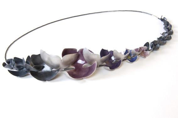 Rosa Nogues Freixas, Lavandula officinalis r(evolution) , collana, necklace
