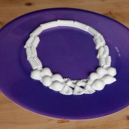 Isabelle Busnel, Pasta necklace