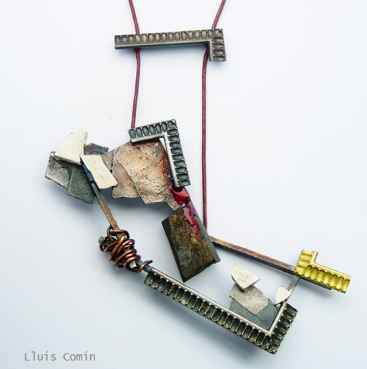 il lavoro di Lluís Comín, Menzione speciale della AGC