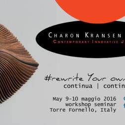 Charon Kransen Arts Seminar 2016