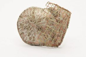 Stefano Rossi, Out of the cage, brooch