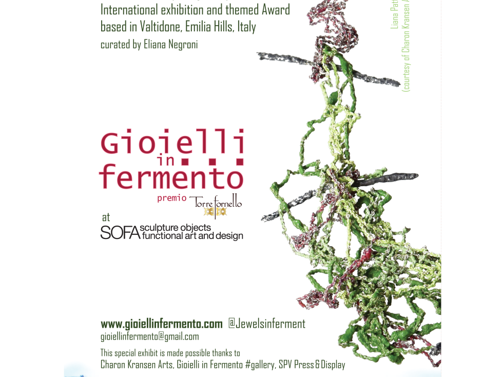 Gioielli in Fermento SOFA Chicago Special Exhibit