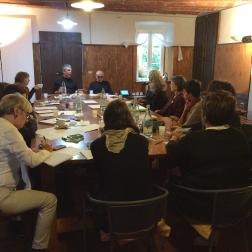 Charon Kransen's seminar in May 2016