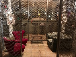 Gioielli in Fermento 2017 Master Collection at Ocaña Barcelona Jewelry in the Cage at Ocana