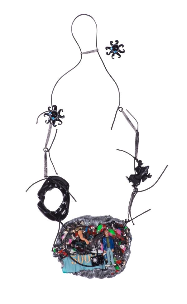 Uderzo Barbara_Blob Wine 2018 necklace Gioielli in Fermento