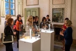 Aperitivo a Villa Braghieri per l'anteprima della mostra Gioielli in Fermento 2018