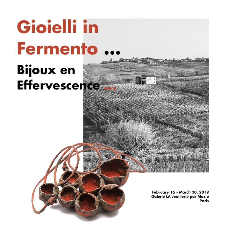 Bijoux en effervescence Gioielli in Fermento Paris