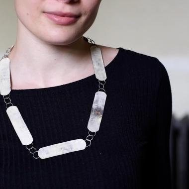 Letizia Maggio, Mein Kunst, necklace, 2021