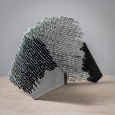Boglárka Mázsi, Reflecting, epaulette, 2020